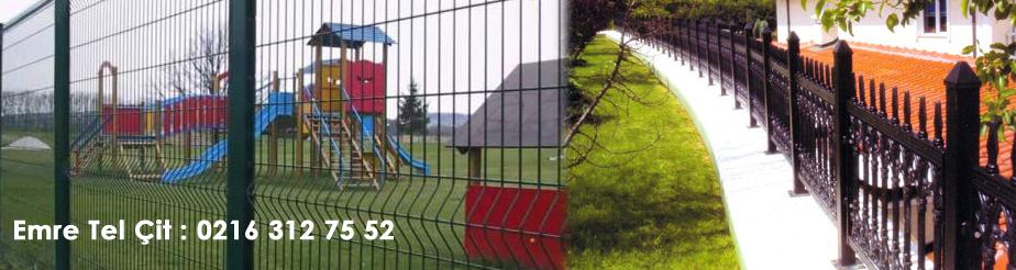 Şile bahçe teli yapan yerler bahçe tel çit fiyatı tel çit